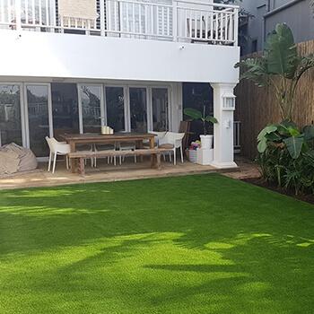 Artificial Grass Patio Back Garden Umhlanga
