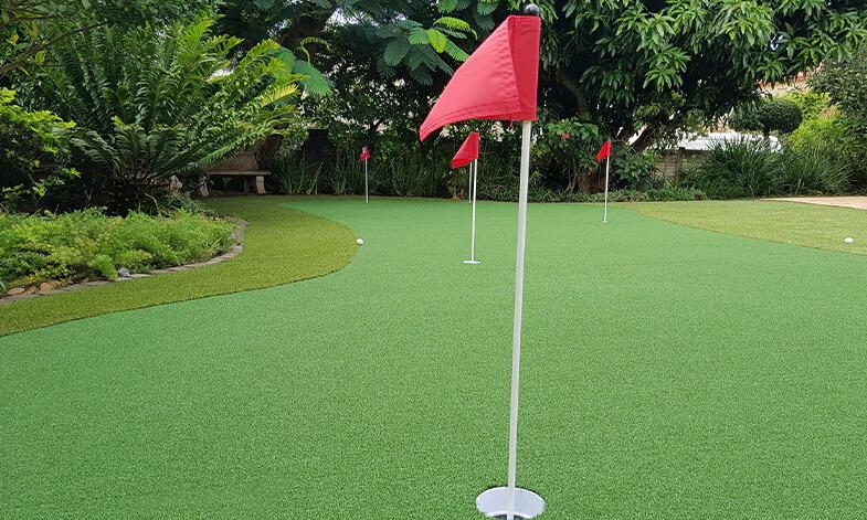 Artificial Putting Green Easigrass Umhlanga