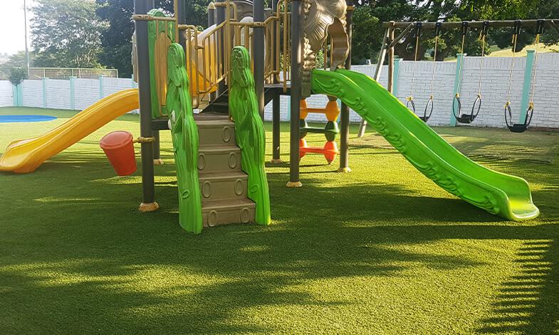 Artificial Putting School Playgrounds Easigrass Umhlanga